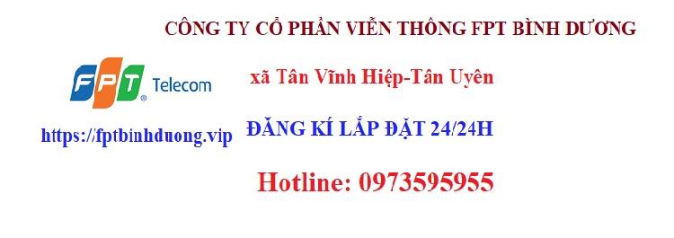 internet xã Tân Vĩnh Hiệp
