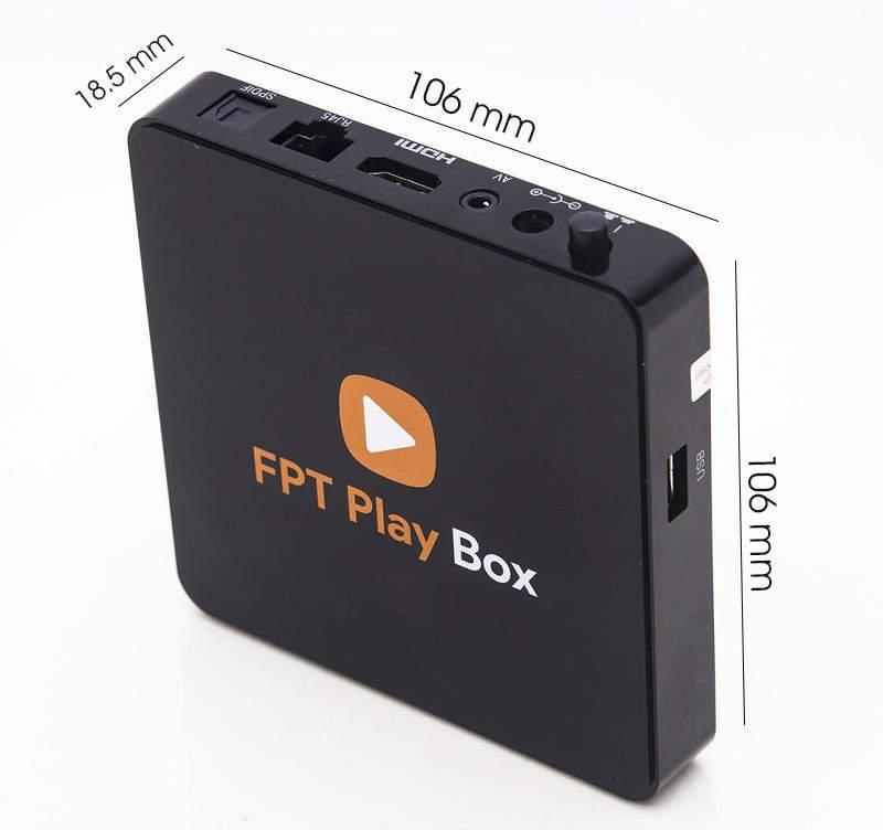 thiết kế fpt play box